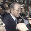 潘基文・前国連総長、韓国大統領選不出馬を表明