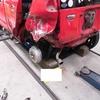 テリオスキッド(J131G)リヤ部分修理
