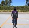 【GoPro Hero7 Blackでサーフィン撮影 】サーフィン時のGoProの取り付け方、ライディング写真など 静波サーフィンレポート  3月8日