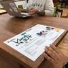 VimConf 2017をスポンサーし、特化型のチラシを作って配布しました
