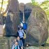 筑波山 巨石コース