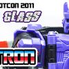 トランスフォーマー:Botcon2011 シャッタードグラス ガルバトロン
