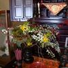 仏壇に庭 「庭いじりの贅沢」