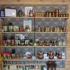 はちみつ・オリーヴ&ハーブ塩 木箱を自作してみました。