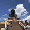 2019年4月 タイ旅行記⑦ ホアヒン観光 市場とワットフワイモンコン(ビッグブッダ有り)