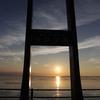 北海道の無料温泉めぐり 貧乏特典旅行 day1-2 海なの!?湖なの!?不思議なサロマ湖に行ってみた。