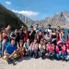 スクールトリップ:ピナツボ火山トレッキング
