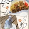 Mangiare fuori 3 mesi & hopping(。・ω・)ノ