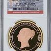 オーストラリア2013年ビクトリア女王戴冠175年2オンス金貨