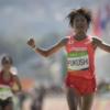【リオ五輪】五輪の華・女子マラソン・福士加代子「金獲れなかった~!」 選手村のエアコンで急性肺炎?