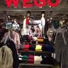新宿でシンプソンズグッズが買えるお店(その2):WEGO