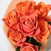 ❤️バレンタイン❤️チョコバナナ🍌大きめの消しゴムハンコ!薔薇🌹