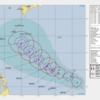 【接近→上陸?】最新!台風25号コンレイのアメリカ海軍の進路予想発表データ2018