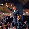 Presidential Election 2008: Barack Obama's Victory Speech
