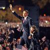 Presidential Election 2008: Barack Obama's Victory Speech