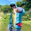8月4日火曜日亀山湖釣行、のむらボートさんから!