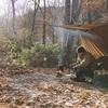 今シーズンラストの平湯キャンプ