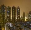 【香港】夜景が綺麗なスイートルーム♡