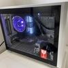 【自作PC 】Mini-ITXでコンパクトかつ白くておしゃれなPCを作りたい。~PC組み立て編~