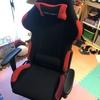 7年ぐらい使っていた IKEA の椅子がぶっ壊れたのでゲーマー椅子 DXRacer を買いました