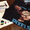 日テレ   金曜ロードShow! で 映画『ピクセル』ドンキーTシャツ が当選