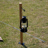 キャンプ用のランタンスタンドを自作してみた