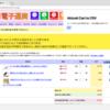 秋月の通販のカートに入っている商品一覧をCSVに吐き出すChrome拡張「Akizuki Cart to CSV」を作った