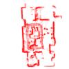 LRFの点群マップ
