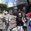 敬老の日の今日は、家族全員で都内・下町散策に出掛けました。巣鴨のとげぬき地蔵尊や飛鳥山公園や東京スカイツリーを廻り、九龍は初めて馬刺しと桜鍋を頂きました。