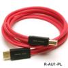 Acoustic Revive R-AU1-PL (オーディオ用USBケーブル)エージング中
