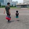 ○●飛行機を飛ばしに行きました@東京臨海広域防災公園