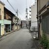 滋賀県大津市長等町を歩く 訪問日2017年7月29日