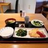 【壱の糸】丼は売り切れていて、ランチのチョイス(安佐南区西原)