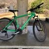 中古の自転車を購入