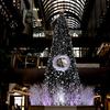 2016年末一人旅 第三週(112)大阪のクリスマスツリー