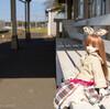 房総ローカル線で野外撮影(SDM F-36)