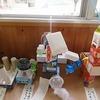 1年生:図工 箱を集めて作った作品