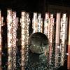 夜の嵐山を彩る京友禅の光林「キモノフォレスト」の幻想美