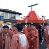 燃やして 願って、吉田の火祭り。