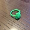 次男が指輪をくれました(*'ω' *)