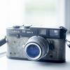 LeicaM4-2用貼革 3年越しで貼ってみました