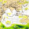 【台風情報】台風24号の東にあった台風のたまごである熱帯低気圧は台風25号にならず!ただヨーロッパ中期予報センターは新たな台風25号の卵を予想!