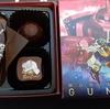ガンダムチョコ(バレンタイン)とENTRY GRADE 1/144 RX-78-2 ガンダム<<クリスマスカラー>>