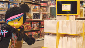 【GWレゴ福袋】レゴストアのゴールデンウィーク福袋をゲットしてきました!