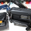 SONY Handycam CCD-TR705 ビデオカメラの紹介