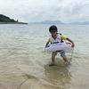 休暇村 大久野島キャンプ場.3 ~島内散策、海水浴場~