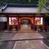 2000坪もの回遊式庭園が四季折々の美を奏でる宿坊寺院『赤松院』