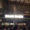 有楽町 国際フォーラムのシェイクシャック、開店してた