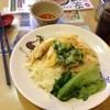 香港旅行三日目(7)。旺角で茶餐廳グルメの夕食。路上カラオケ
