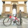 フットサポートなしで自転車を駐車するにはどうすればよいですか?